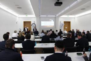 """Seminar """"Last Call E-Rechnung — Wie Unternehmen die Umstellung rechtzeitig meistern"""" erfolgreich über die Bühne gegangen!"""