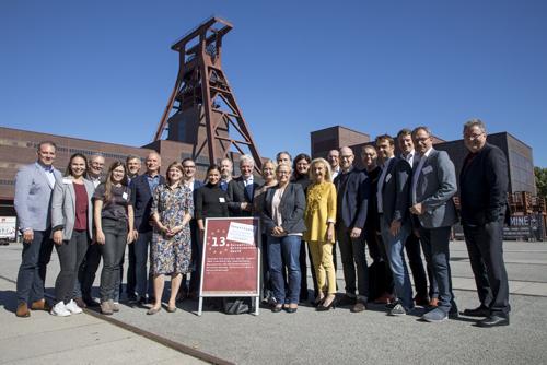 Die Jury des 13. Europäischen Kulturmarken-Awards nominiert 24 Wettbewerbsbeiträge, darunter erstmals Tirana in Albanien
