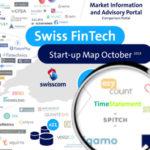 """TimeStatement Zeiterfassung wurde von Swisscom in die """"Swiss Fintech Startup Map"""" aufgenommen"""