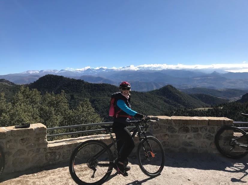 RJ Promotes I Cycling Tour