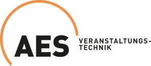 AES-Logo-Veranstaltungstechnik-300x132 Art Evolution Service firmiert jetzt als AES Veranstaltungstechnik