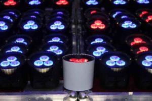 GrandMA 3 und neue LED-Scheinwerfer im Bestand von Aventem