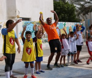 ALDN e.V. überreicht Trikotspenden an Kinder in Hurghada
