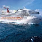 Carnival Radiance debütiert 2020 im Mittelmeer – Südeuropa-Kreuzfahrten nach Totalrenovierung – Im Winter geht's durch die Karibik