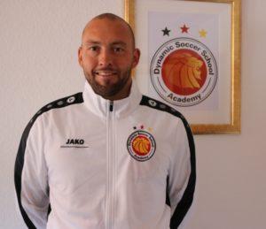 Dynamic Soccer School verpflichtet Trainer Sven Meinecke