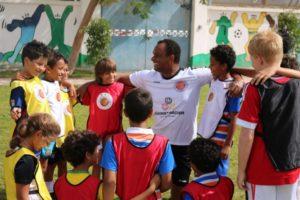 Dynamic Soccer School gestaltet Fußballcamp in Ägypten