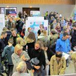 Info-Börse für Globetrotter in Münster – JugendBildungsmesse informiert zu Auslandsaufenthalten