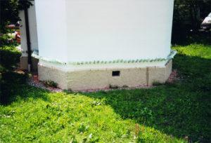 Nachträgliche Horizontalsperren gegen Mauerfeuchte und Schimmel