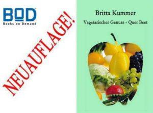 Neuauflage: Vegetarischer Genuss – Quer Beet