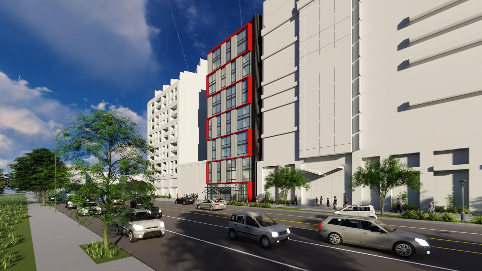 Pic2-Kopie MEININGER gibt Pläne für erstes Hotel in den USA bekannt -  Das erste amerikanische MEININGER Hotel entsteht in Washington D.C.
