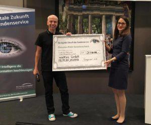 VoiXen und der 20-Millionen-Scheck