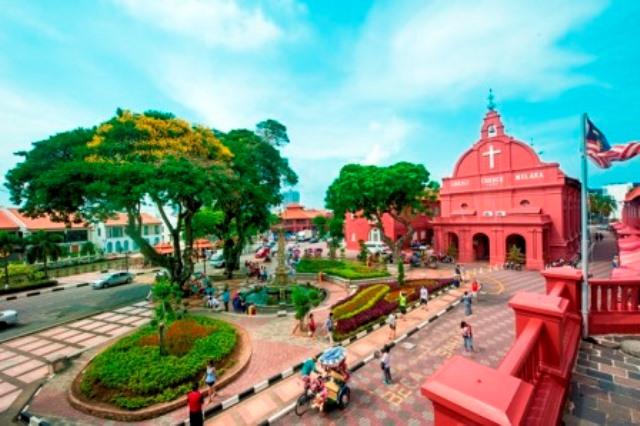 Melaka – Die älteste Stadt Malaysias