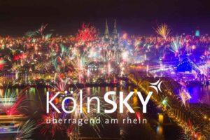 KölnSKY lädt zur Silvester-Party über den Dächern Kölns