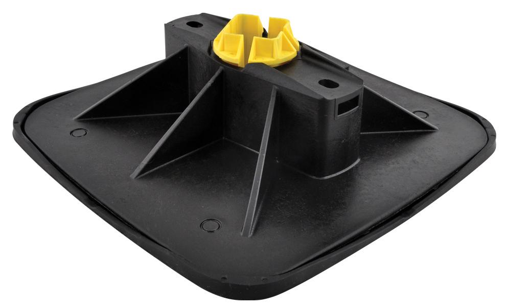 Walraven-Flachdachinstallation-Produkte-2 Die Dachhaut bleibt intakt