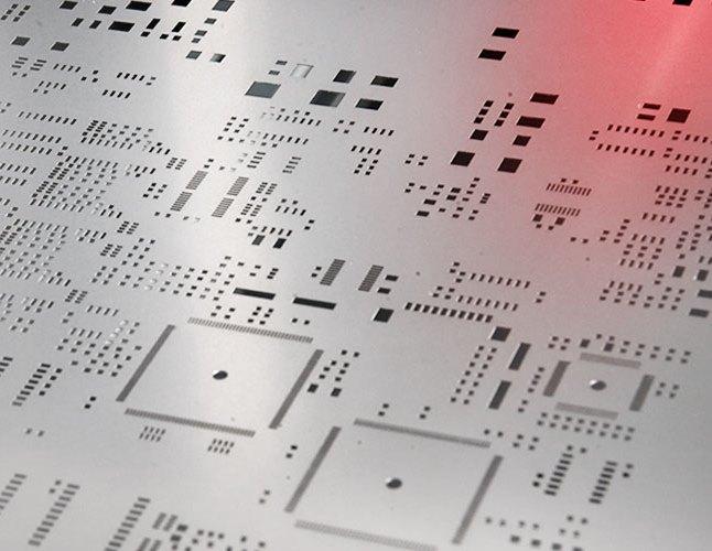 Prototyping Stencil von BECKBooster