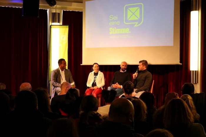 Sei-eine-Stimme_Ausstellung_Bremen_2 Sei eine Stimme: Bremer Ausstellungswoche startet mit Podiumsveranstaltung