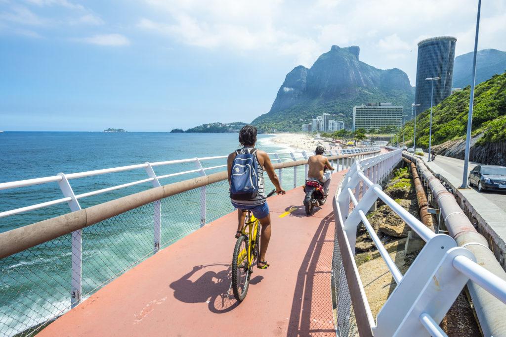 Unter freiem Himmel: Fahrradrouten in Brasilien