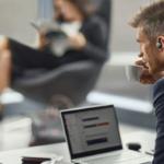 Jabra Evolve 65t: Weltweit erste UC-zertifizierte True-Wireless-Kopfhörer für den Geschäftsbereich mit bis zu 15 Stunden Akkulaufzeit