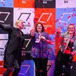 Zwei Auszeichnungen beim BrandEx für VOSS+FISCHER