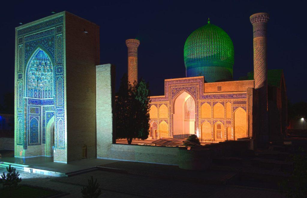 Visumfreiheit für Usbekistan