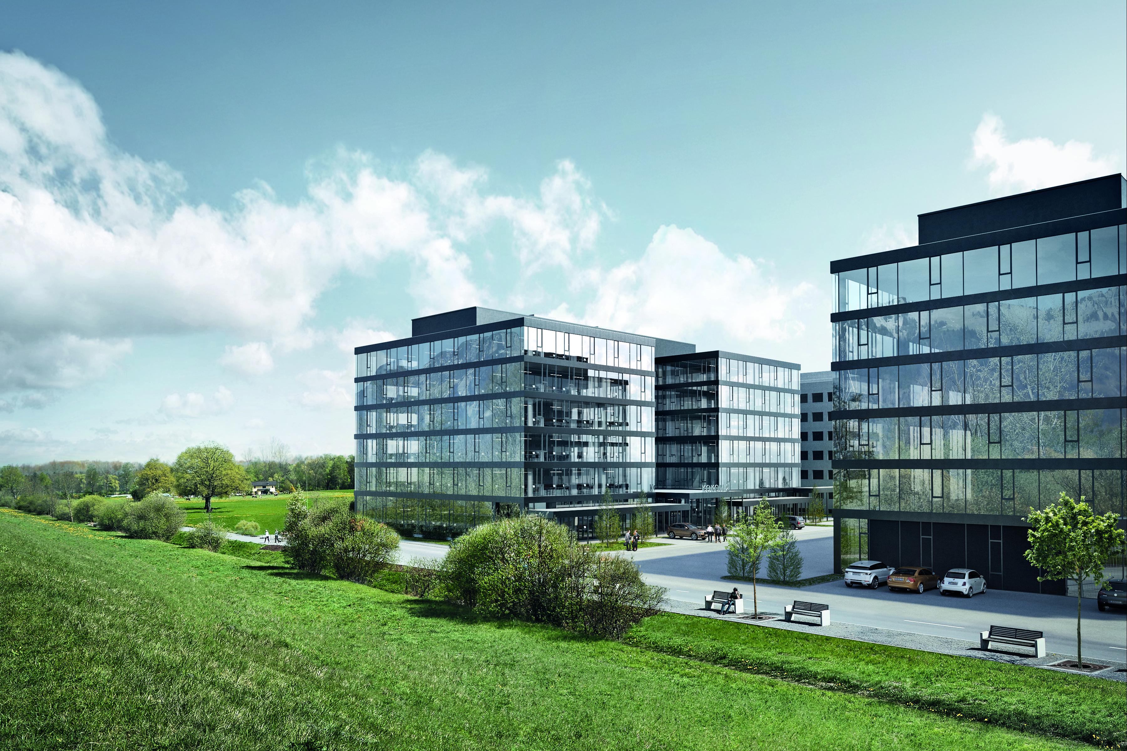 KOKON Corporate Campus