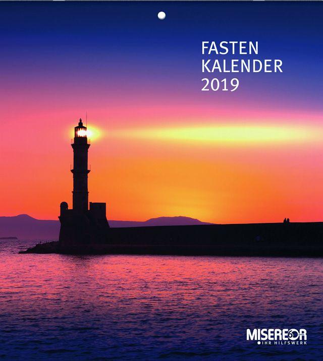 Der MISEREOR-Fastenkalender 2019 ist erschienen