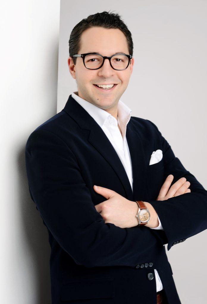Nikolaus Benedikt Grasmugg ist neuer stellvertretender Hoteldirektor im Grand Hotel Heiligendamm