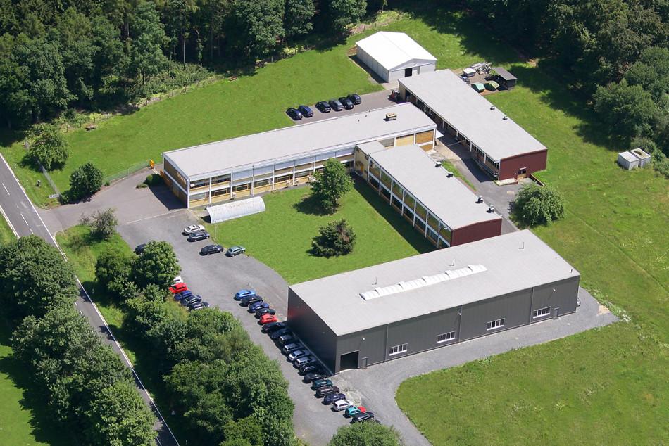 VWH GmbH in Herschbach