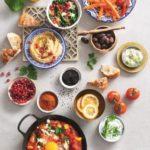 Shakshuka und Mezze: Eine Küche bunt wie ein Basarbesuch