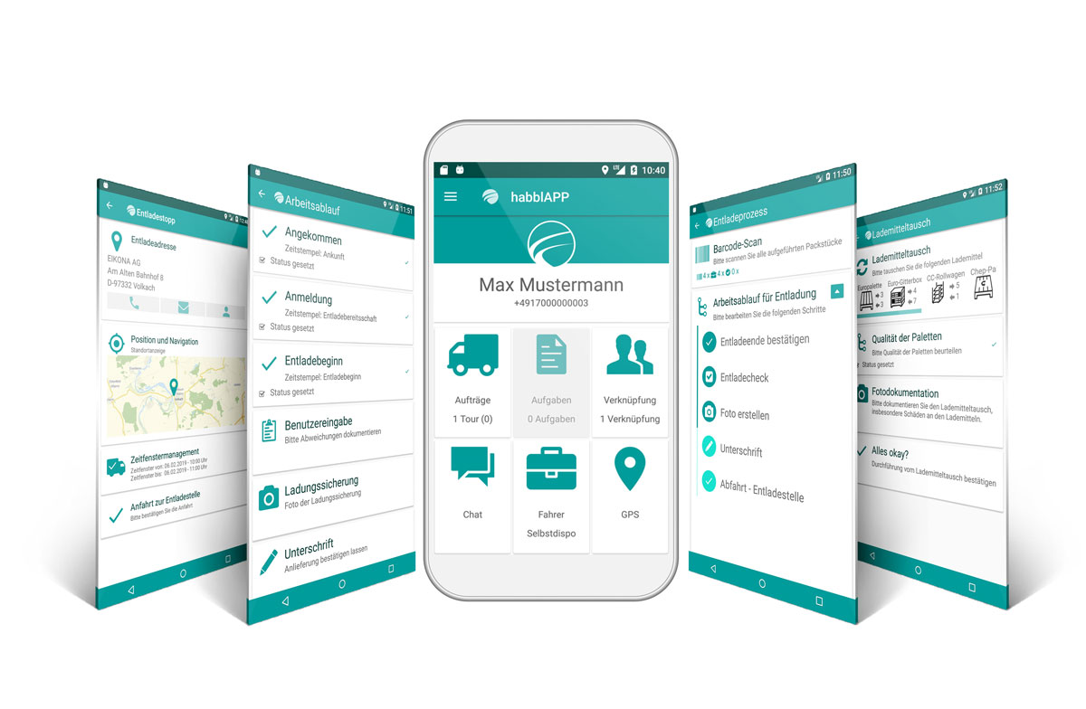 Verkauf an Daimler: EIKONA-Software habbl wird in Fleetboard integriert