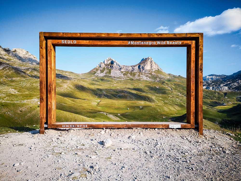 Das Durmitor-Gebirge in Montenegro kann auf einer neuen Panoramastraße entdeckt werden.