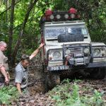 Vierrad-Abenteuer im Regenwald – Natur-Pur bei Auto-Safari durch Guyana