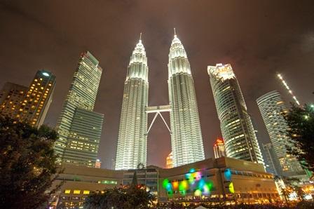 Alle Wege führen nach Malaysia Gute Flugverbindungen nicht nur nach Kuala Lumpur