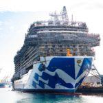 Princess Cruises: gleich drei Neubauten in Arbeit – Sky Princess geht am 20. Oktober auf Premierenfahrt