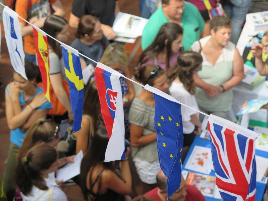 Spezialmesse zu Auslandsaufenthalten wieder in Salzburg