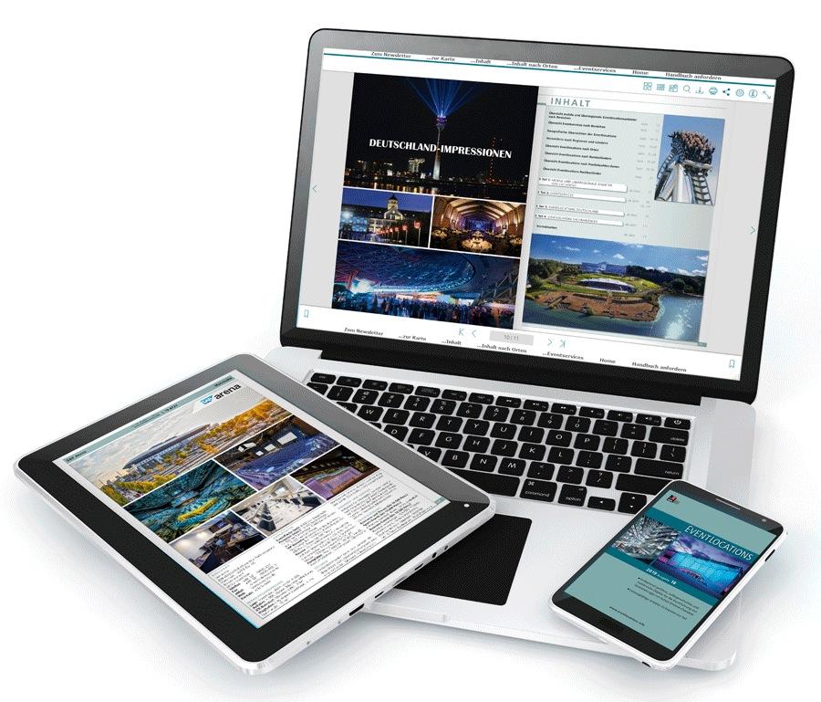 Jetzt Online Der Ekatalog Handbuch Eventlocations 2019 Go Live