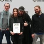 German Design Award für Jazzunique