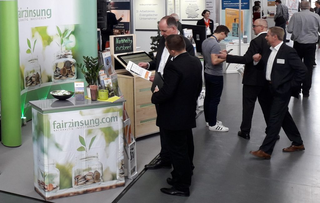 fairzinsung kommt nach Stuttgart mit nachhaltigen Geldanlagen