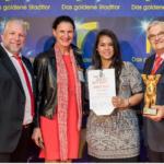 """Guyana beim """"Goldenen Stadttor"""" ausgezeichnet – Filmbeitrag des Eco-Reiseziels landet in der Kategorie """"Destinationen"""" auf Platz 1"""