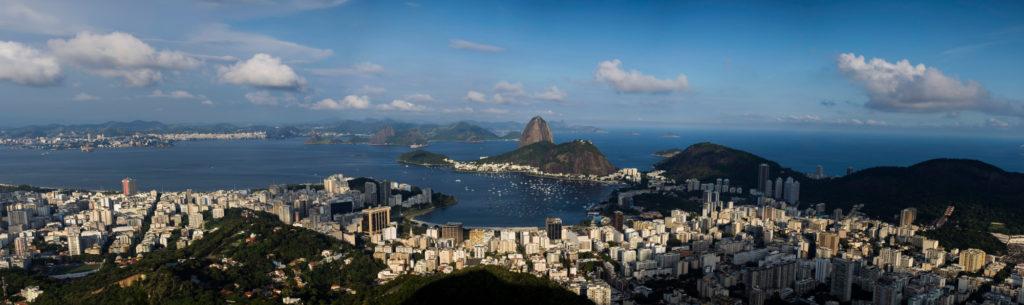 In Rio de Janeiro: Die ganze Vielfalt brasilianischer Architektur erleben