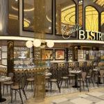 US-Star-Koch Emeril Lagasse eröffnet Restaurant auf Carnivals neuer Mardi Gras