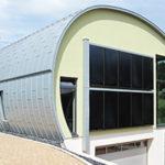 Cellulose-Dämmung – ideal für außergewöhnliche Architektur
