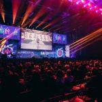 """dlp motive beim """"Final Fantasy XIV Fan Festival"""" 2019 in der La Grande Halle de la Villette in Paris"""