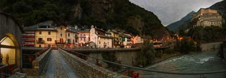 Forte di Bard: ein Juwel der Alpenkultur im Aostatal