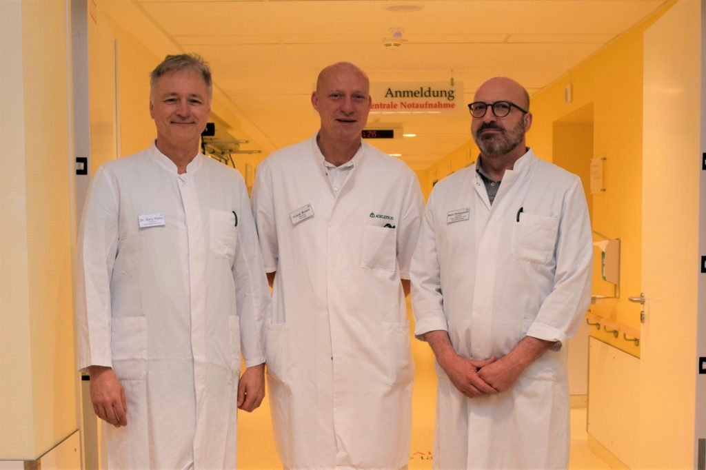 Neuer Leitender Oberarzt an der Asklepios Klinik im Städtedreieck