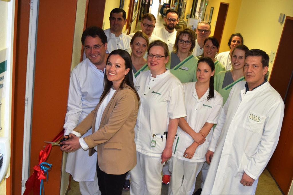 Asklepios Klinik Oberviechtach: Aus eins mach zwei … Räume für die Notaufnahme