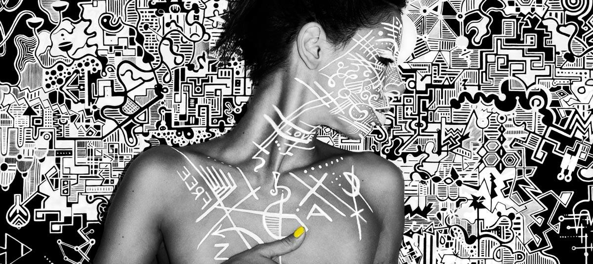 Eine symbiotische Beziehung: Evi Sofianou mit Einzelausstellung im Frankfurter Künstlerclub