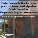 Fusion Farms in Puerto Rico an Investment Opportunity with Brains, Heart, and Guts