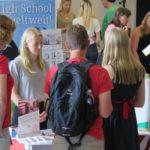 Junge Kieler zieht es in die Ferne – JugendBildungsmesse informiert über Wege ins Ausland