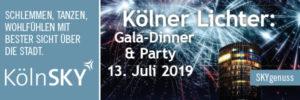 """""""Kölner Lichter"""" im KölnSKY erleben"""